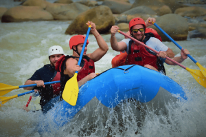 Naranjo River White Water Rafting