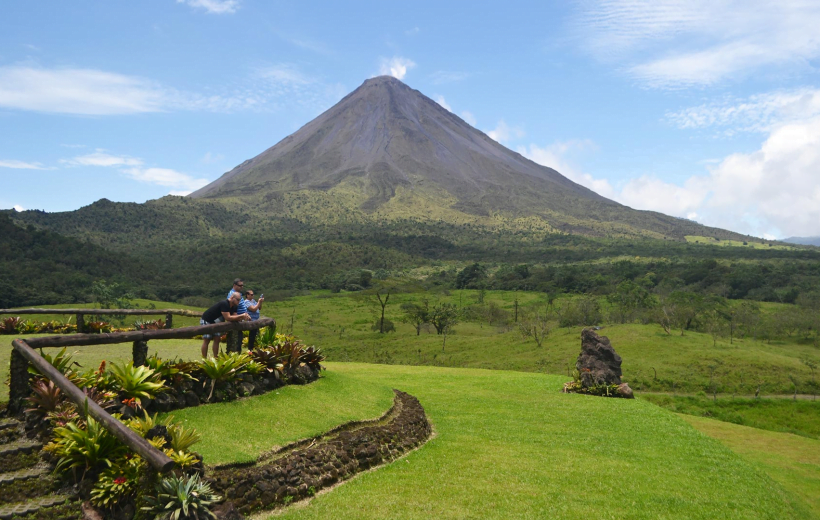 Arenal Volcano & Hot Springs