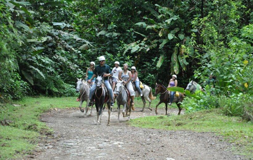 Horseback Riding Tour Jaco